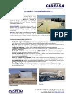 Tanques Deltaflex - Ventajas