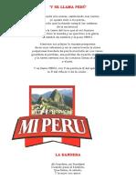 Canciones a Peru