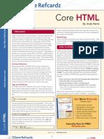 core html 1