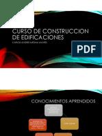 Curso de Construccion de Edificaciones
