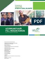 Libro Educacion Intercultural Azumkantuain Fill Mogen Kimun
