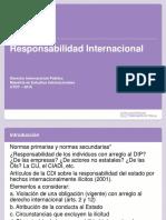 Responsabilidad Internacional