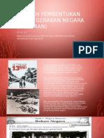 Sejarah Pembentukan Majlis Gerakan Negara (Mageran)