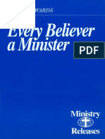 Every Believer a Minister
