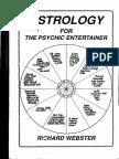 Docfoc.com-Richard Webster - Astrology For The Psychic Entertainer by flechalivros.pdf