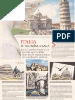 Italia Mitología Urbana