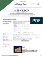 Aliettite Mineral Data1
