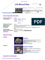 Algodonite Mineral Data1