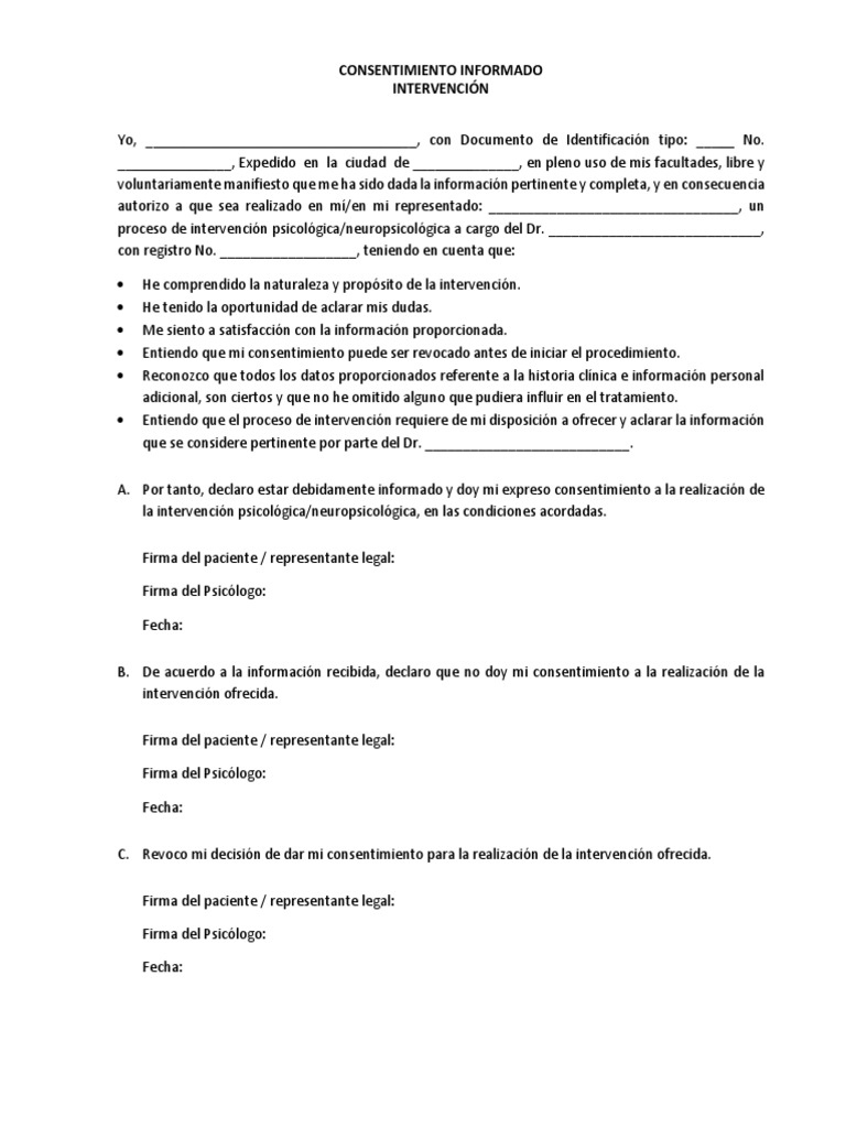 EJEMPLO DE CONSENTIMIENTO INFORMADO PARA INTERVENCION PSICOLOGICA.docx
