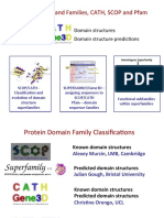 1 - Protein Folds and Families