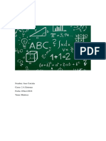 Algebra Lineal (Matriz Inversa)