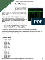 Terminal de Comandos - Shell Linux - Pontão Nós Digitais