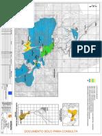 Plano de Disposición de Áreas Permiso Excavación