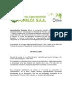 Agroindustrial Pomalca S