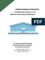 Laporan Perencanaan Struktur (2222-16042013)