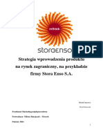 Raport Stora Enso