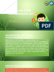 Simulasi Dan Komunikasi Digital KOMPETENSI DASAR (KD) – 6 JP