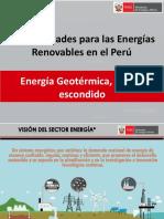 2. Oportunidades Para Las Energías Renovables en El Perú_MINEM