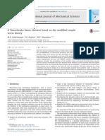 [Kahrobaiyan, Asghari, Ahmadian] A Timoshenko beam element based on the modified couple stress theory.pdf