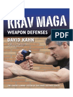 David Kahn-Krav Maga Weapon Defenses the Contact Combat System of the Israel Defense Forces-YMAA (2012)
