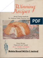 Robin Hood 77 Winning Recipes