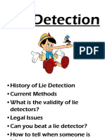 Lie Detection Final