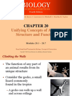 201 Animal Structure and Function
