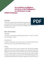 Partido Marxista-Leninista Ng Pilipinas