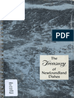 Treasury of Newfoundland Dishes