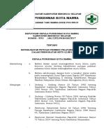 Ep 3 SK Tentang Keterlibatan Petugas Dalam Peningkatan Mutu Klinis