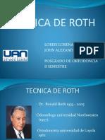 213736064-Tecnica-de-Roth-Presentacion.pptx