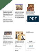 Características de La Literatura Medieval Triptico