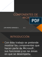 TALLER JUANCHO COMPONENTES DE MICROSOFT.pptx