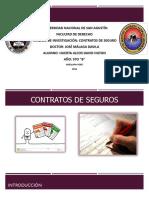 Diapositivas Contratos de Seguro
