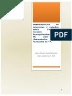 Sistematización Practicas TIC
