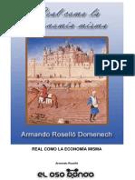 Real Como La Economía Misma - Armando Roselló Domenech - JPR504