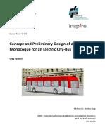 Monocoque Bus Design