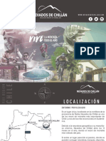 Brochur Nevados de Chillán 2017