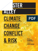 Disaster Alley ~ Climate Change Conflict & Risk - Dunlop & Spratt - June 2017
