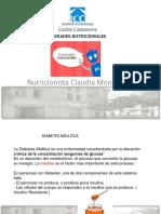 Enfermedades Nutricionales III 3 Clase PPT