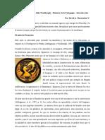 Nicola Abbagnano y Aldo Visalberghi - Historia de La Pedagogía - Introducción - Por David a. Hernandez V