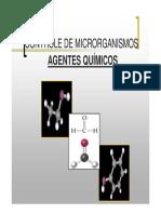 127938-Controle de Microrganismos-Agentes Químicos