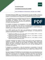 06 Normas de Permanencia en Masteres Universitarios Uned
