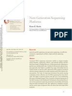 Next-Generation Sequencing Platforms