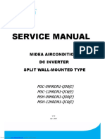 Midea SERVICE MANUAL.pdf