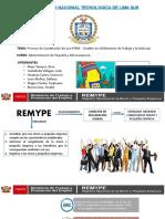 REMYPE- Ministerio del Trabajo e Indecopi.pptx