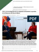 OAS y La Investigación de La Campaña de Bachelet_ La Prueba de La Blancura Del Fiscal Abbott - El Mostrador