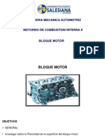 Bloque Motor
