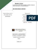 Final Mid Term Report