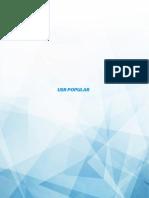 Platforma USR Popular Draft